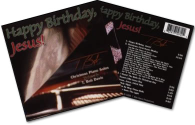 Happy Birthday, Jesus! | T. Bob