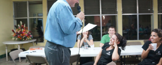 Guatemala Dr. Davis Teaching