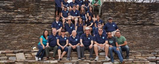 Dental Missionaries at Mayan Ruins