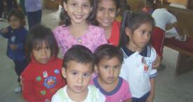 Children in Mexico