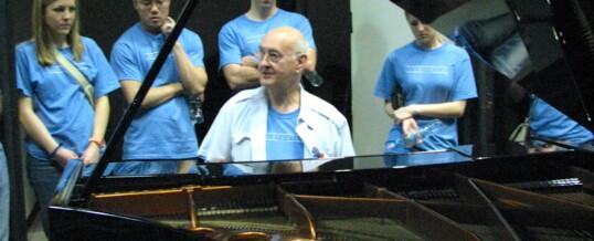 T Bob at the Piano