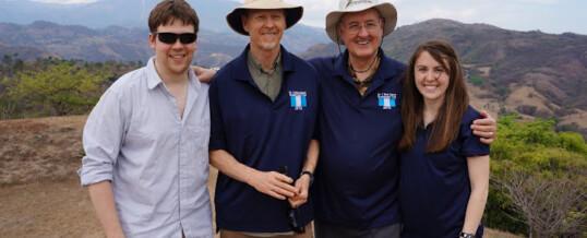 Missionaries on Mayan Plains