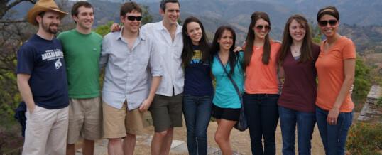 Missionaries on Mayan Plains 2